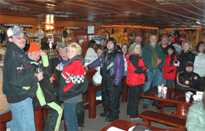 Upper Michigan Bar and Grill: The Jack Pine's Bar and Grill offers a full bar and menu, including family dinners.  We are hosts to many annual events such as the Annual Long Riders Relic Run and Poker Snowmobile Runs, Hog Roasts, and other events.